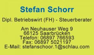 Stefan Schorr Steuerberater