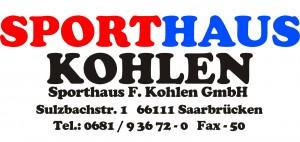 Sporthaus Kohlen